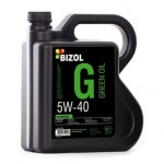 Bizol 81046 Green Oil 5W40 4L