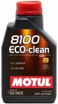 Motul 8100 Eco-Clean C2 5W30 1L