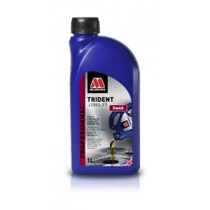 Millers Oils TRIDENT 5w40 LONGLIFE 1L