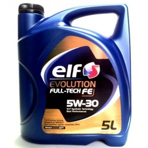 ELF EVOLUTION FULL-TECH FE 5W-30 5L
