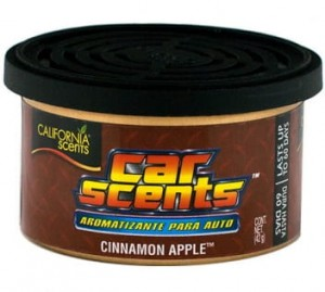 California Scents CS Cinnamon Appel 048