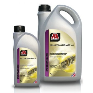 Millers Oils Millermatic ATF +4 5L