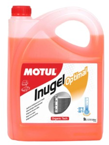 Motul Inugel Optimal Ultra G12 5L Gotowy płyn