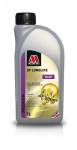 Millers Oils XF LONGLIFE 0W20 1L