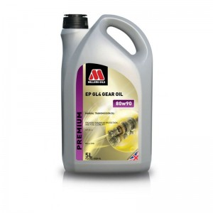 Millers Oils EP 80W90 GL4 5L