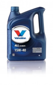 Valvoline All Climate 15W40 4L