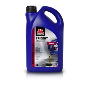 Millers Oils TRIDENT 5w40 LONGLIFE 5L