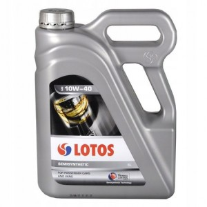 Lotos Semisynthetic 10W40 4L