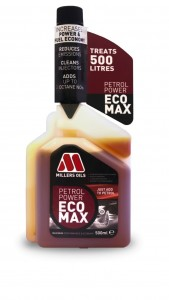 Millers Oils PETROL POWER EcoMax 500ml