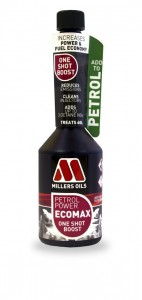 Millers Oils Petrol Power ECOMAX ONE SHOT 0,25L