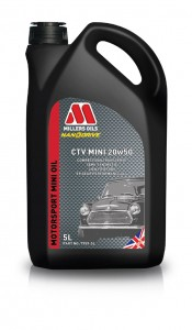 Millers Oils CTV MINI 20w50 5L