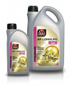 Millers Oils XF Longlife 5W50 5L