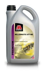 Millers Oils Millermatic ATF MB 5L