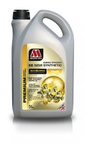 Millers Oils EE Semi Synthetic 10w40 5L