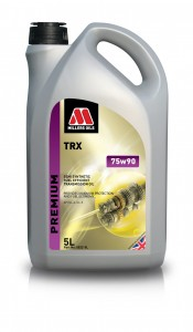 Millers Oils Semi Synthetic TRX 75W90 5L