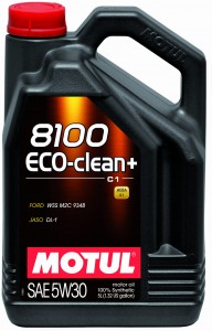 Motul 8100 Eco-Clean + C1 5W30 5L