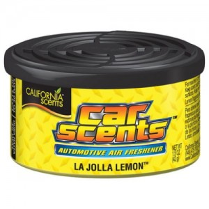 California Scents CS La Jolla Lemon 010