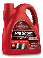 Orlen Platinum Classic Diesel Synthetic 5W40 1L
