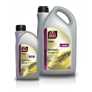 Millers Oils TRX Semi Synthetic 75W90 1L