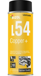 Bizol 80006  Copper+ L54 0,40L